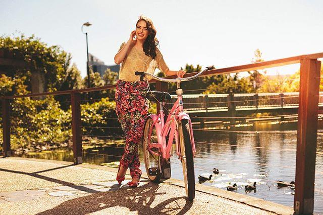Beautiful day at #CityVillage @cbdrobina #robina #visitgoldcoast #lifestyle #life #outdoors #bike #urban #model #beautiful #modern #love #goldcoast #queensland #Australia #australianphotographer #imagesupply