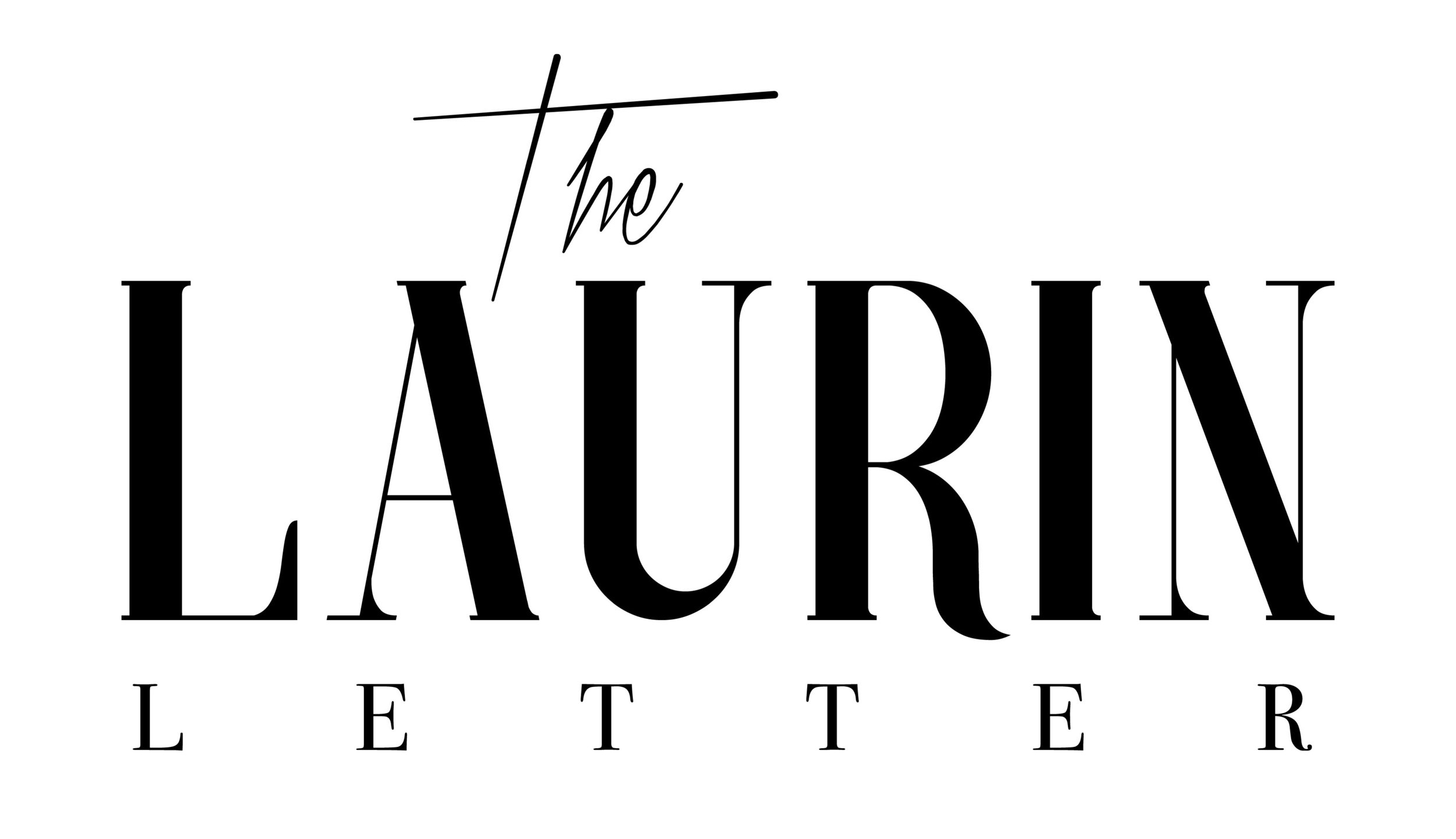 The Laurin Letter
