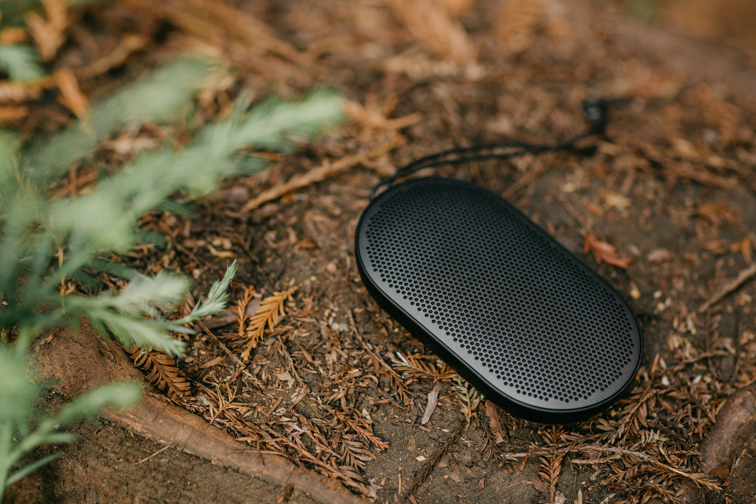 - Splash and dust resistant design that fits anywhere