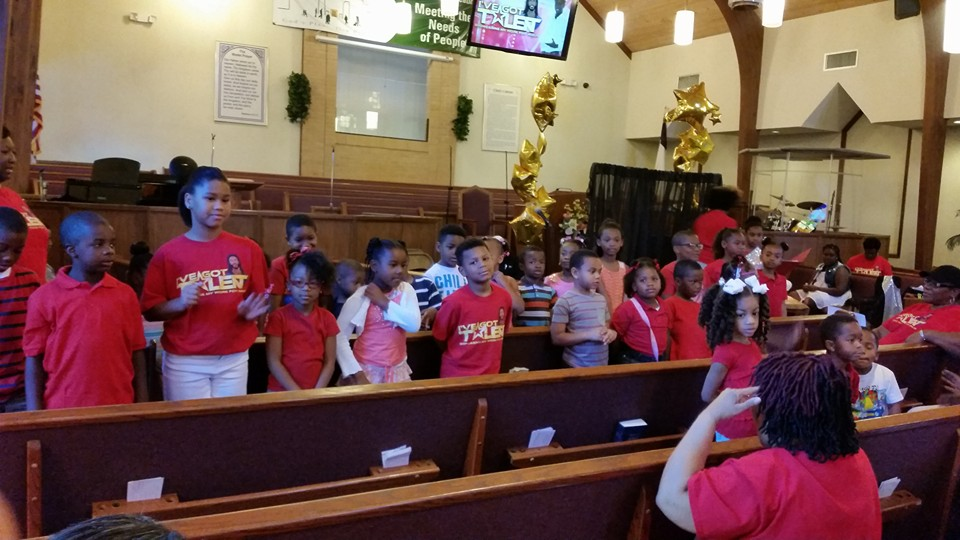 VBS 2016 Closing Program
