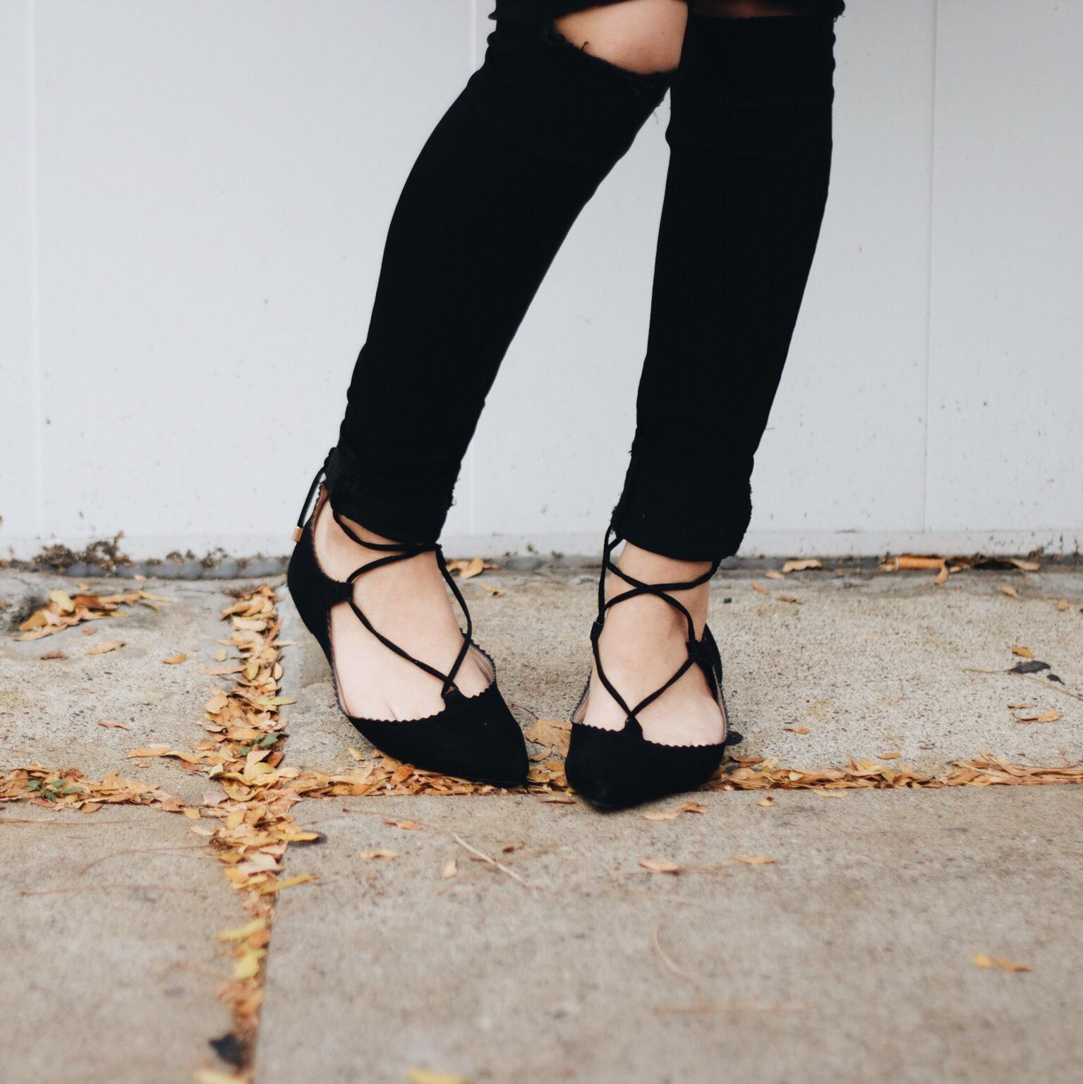 Shoes / Topshop  Pants / Pacsun