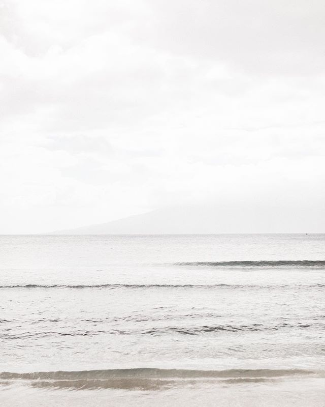 If grace is an ocean 〰️