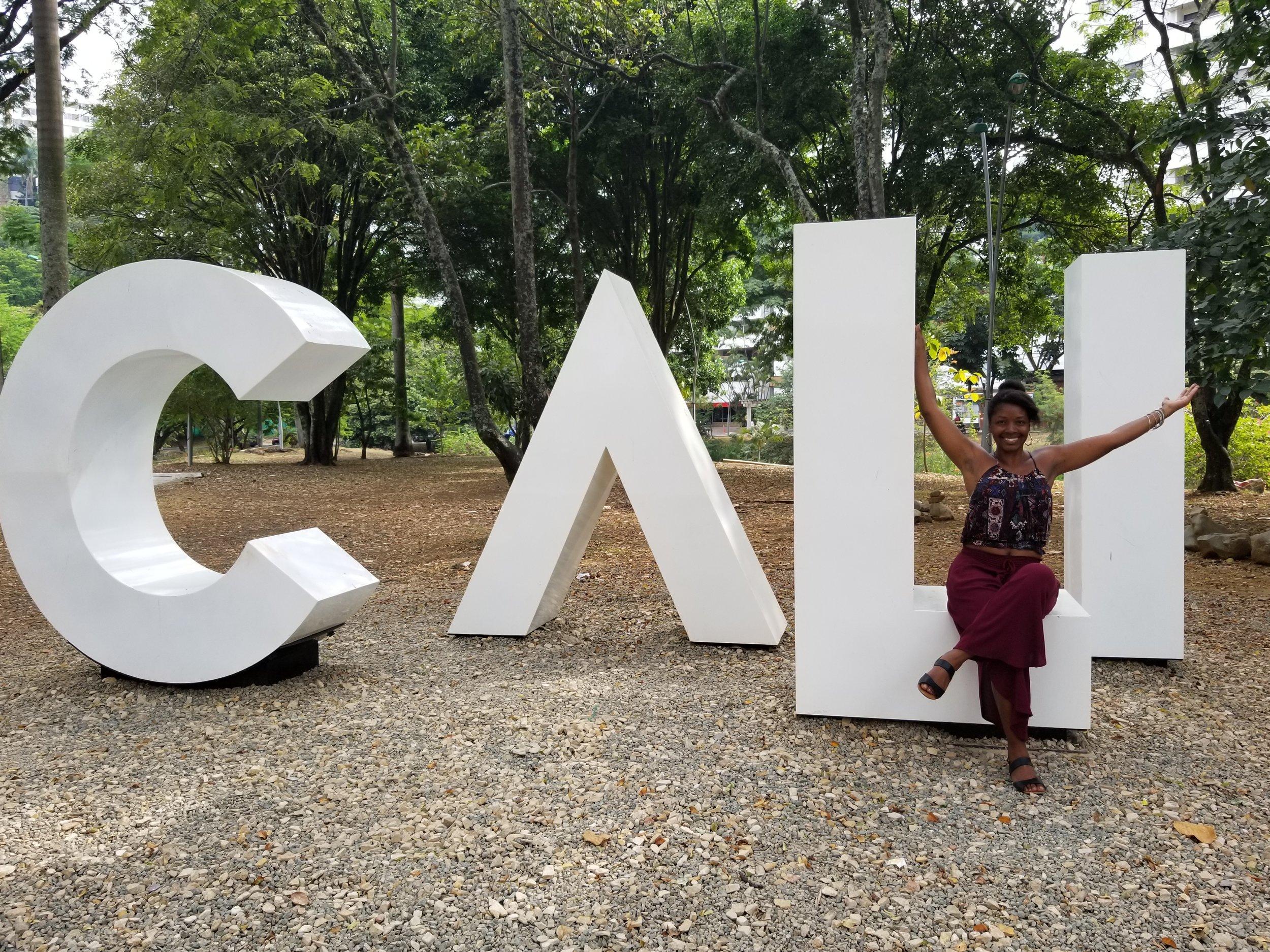 Santiago de Cali, Colombia September 2018