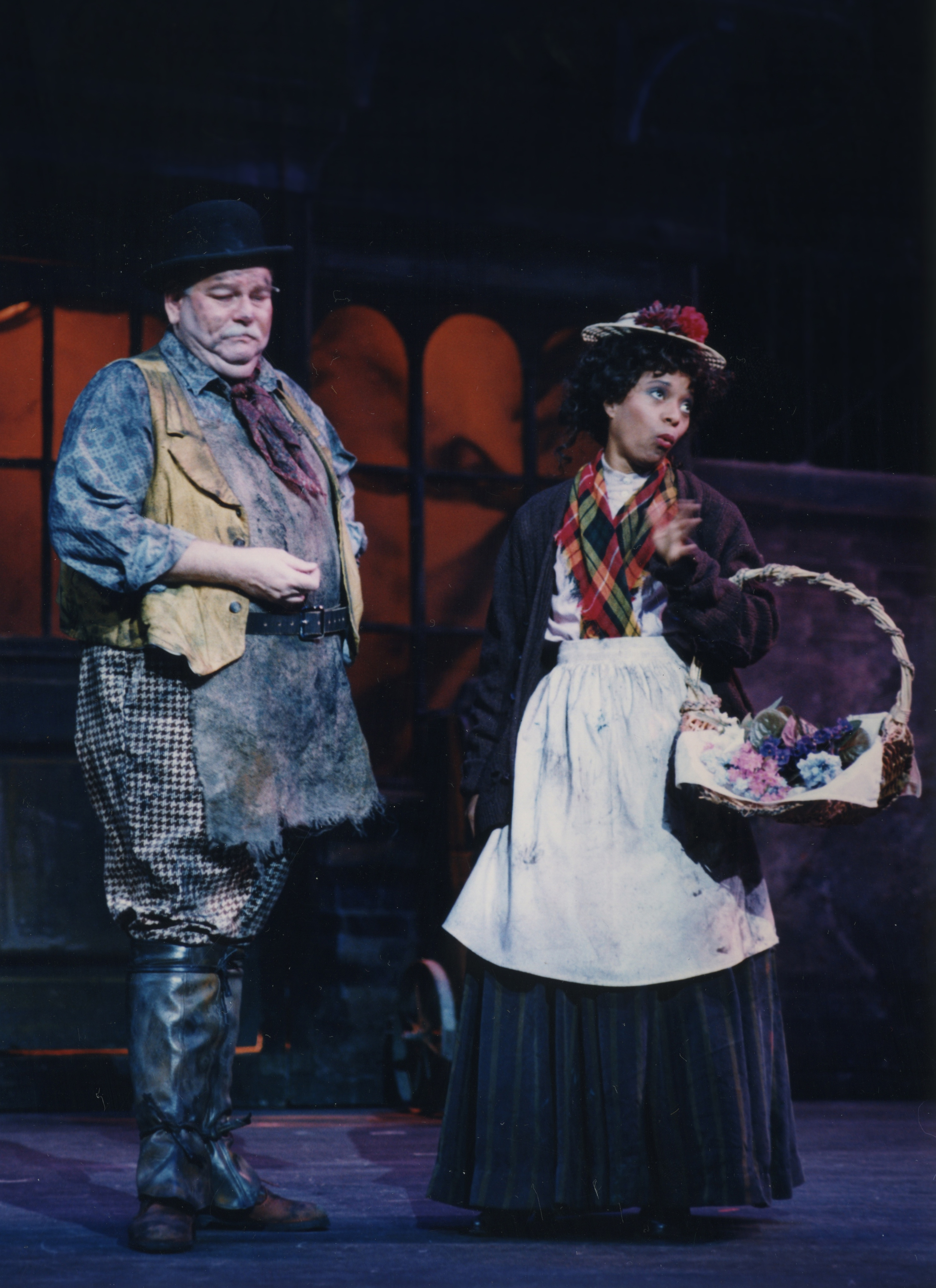 April and Michael McCarty in My Fair Lady