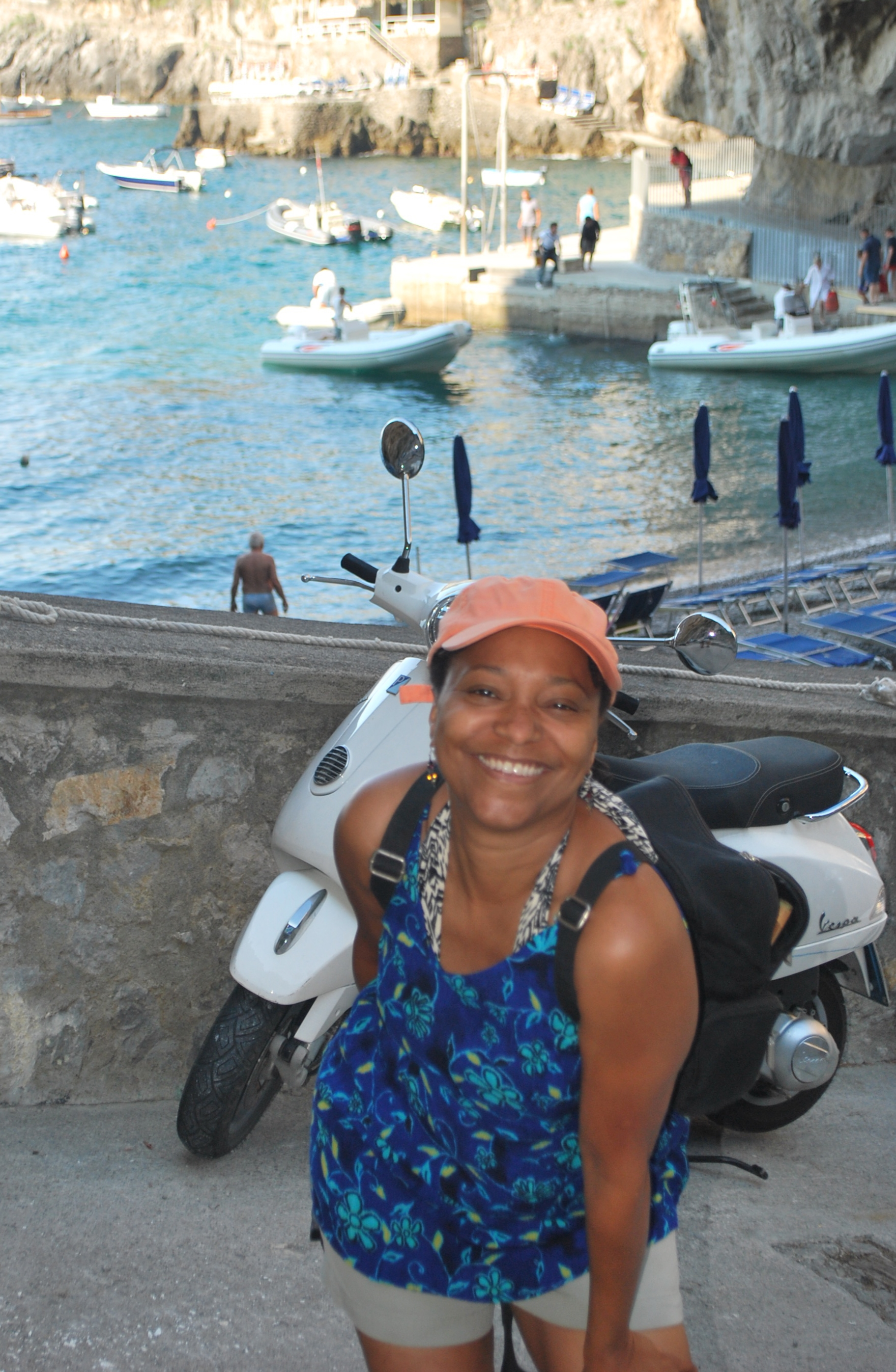 April on the Amalfi Coast, Italy