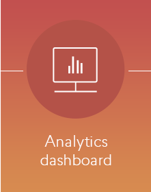 - Live data showing you how your customer are engaging with the platform  - Report on department level, employee level project status  - Provide access to HR for performance evaluation requirements