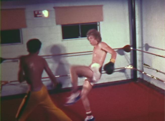 Digital Restoration Complete (1976 Super8 color film)