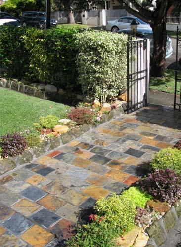 Perfect for home pathways, verandahs & patios
