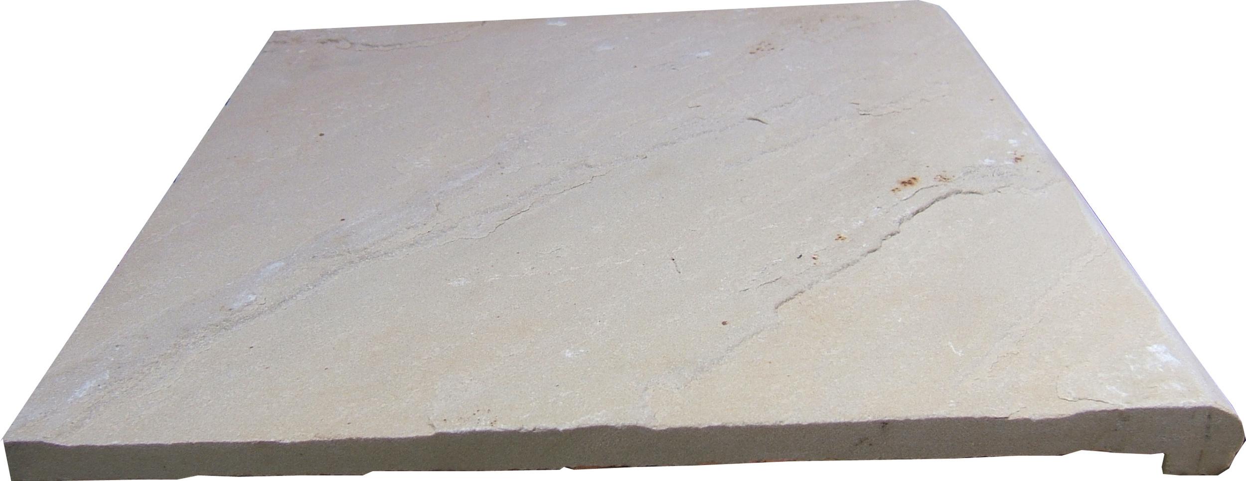 Willow Ledge Tile - 400x400x15/25mm