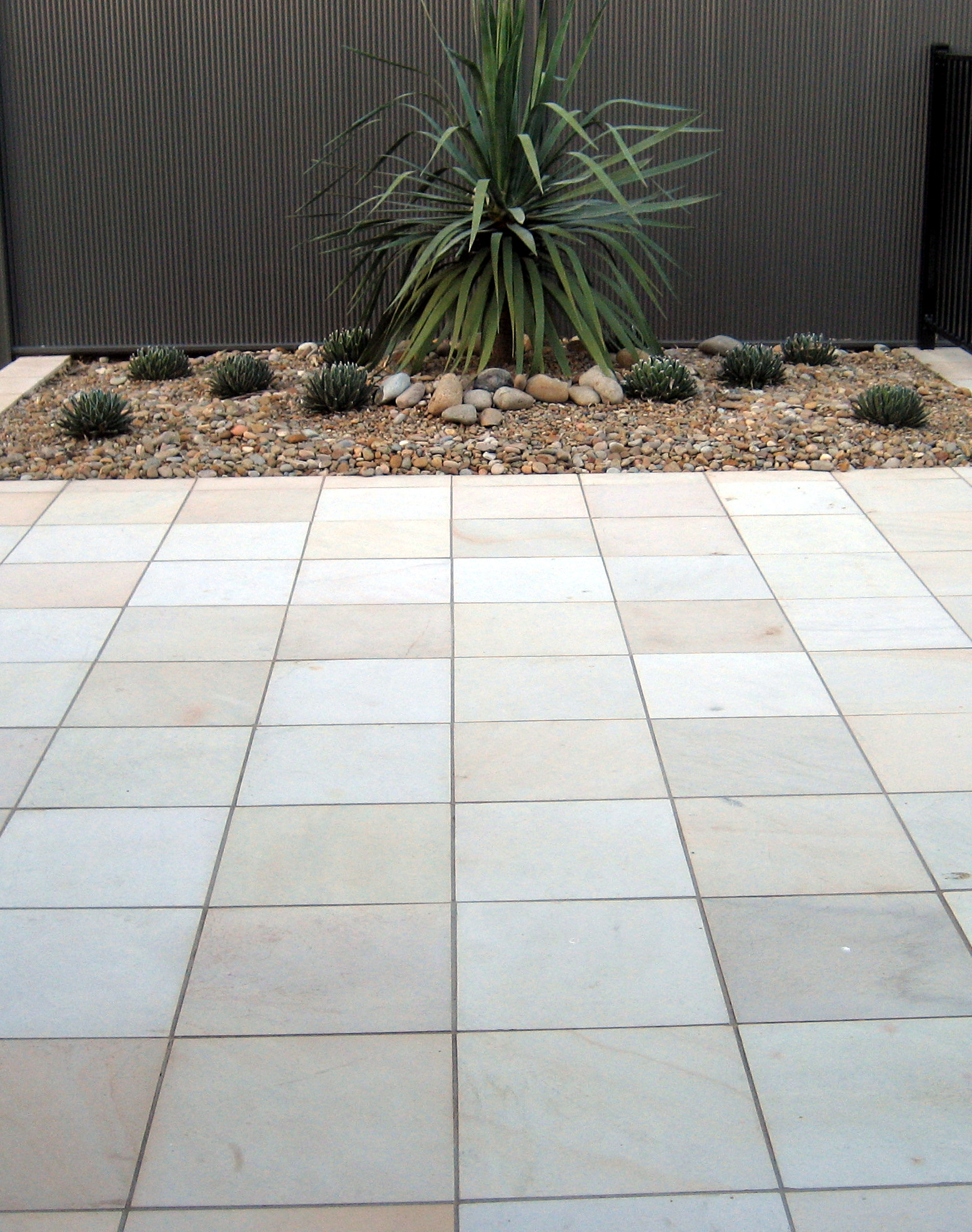 Willow honed patio.jpg