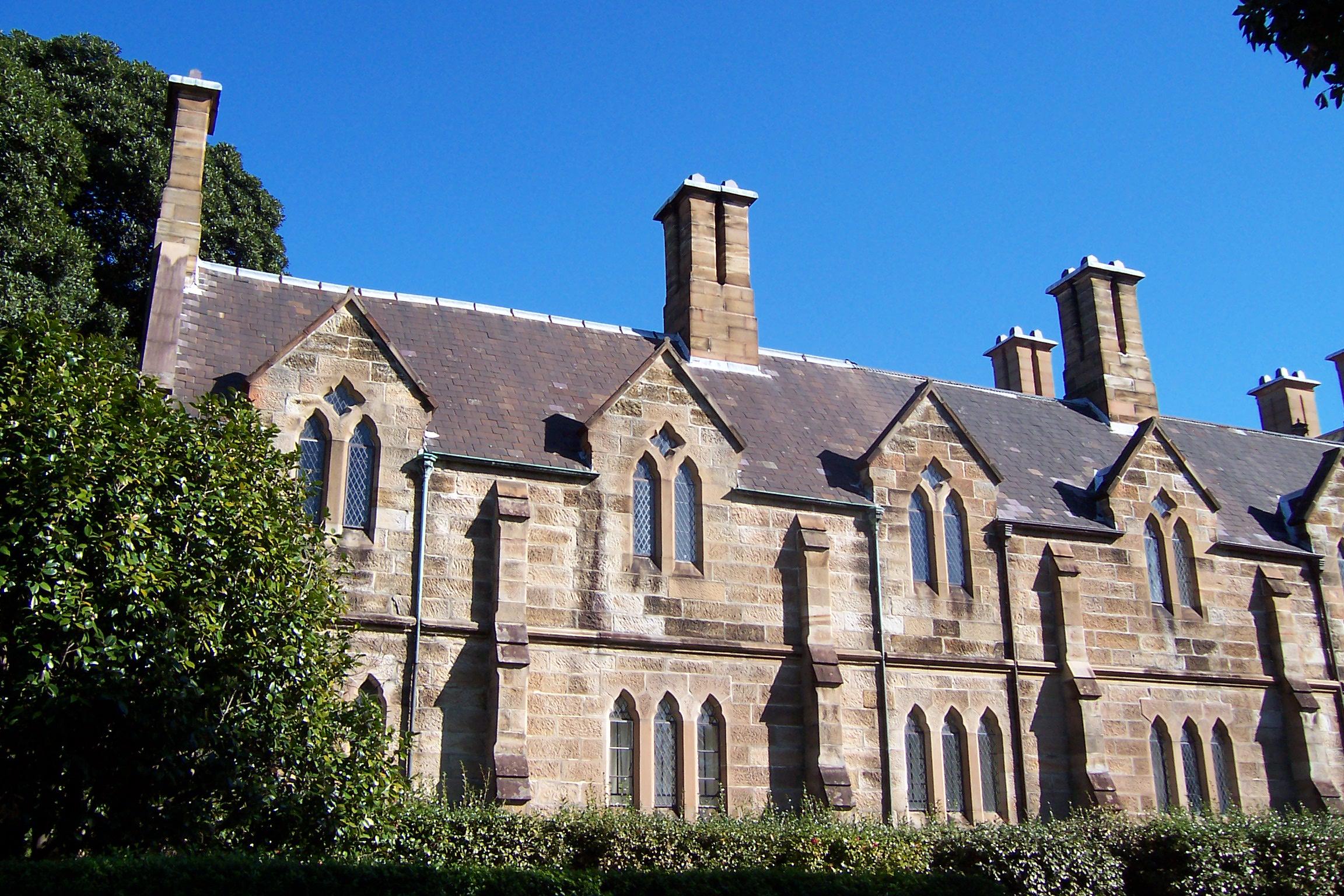Pauls College, The University of Sydney
