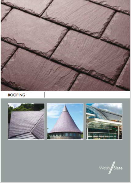 Welsh Slate Brochure