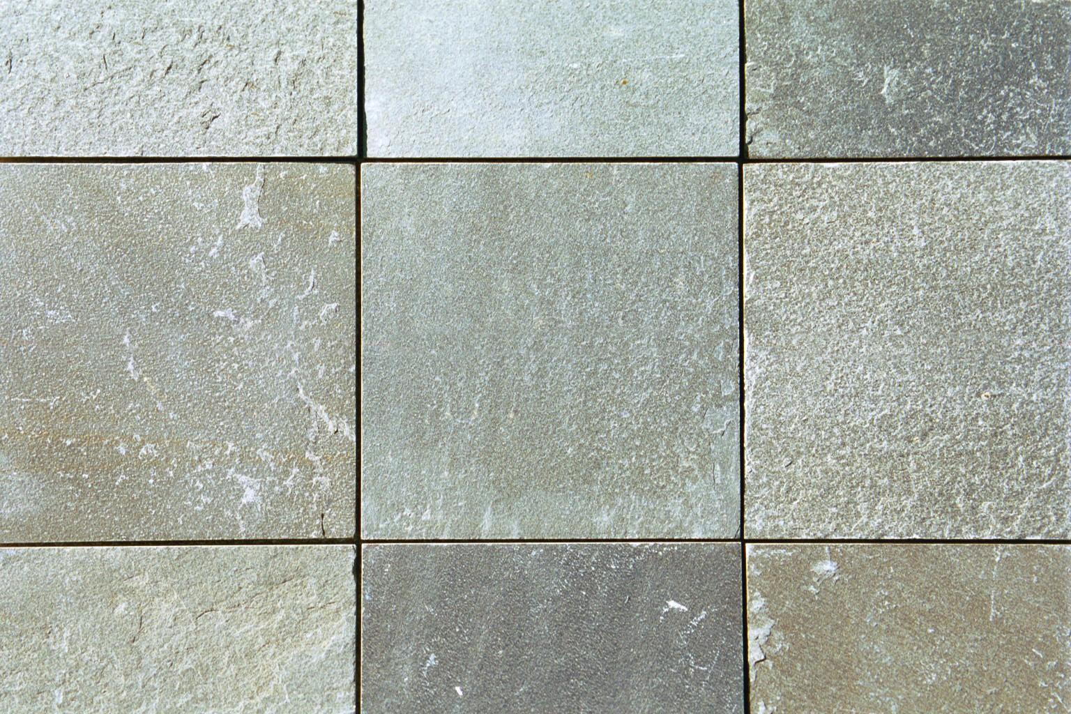 Quartzite Tiles, Pavers, Cladding, Cobblestones & Crazy Paving