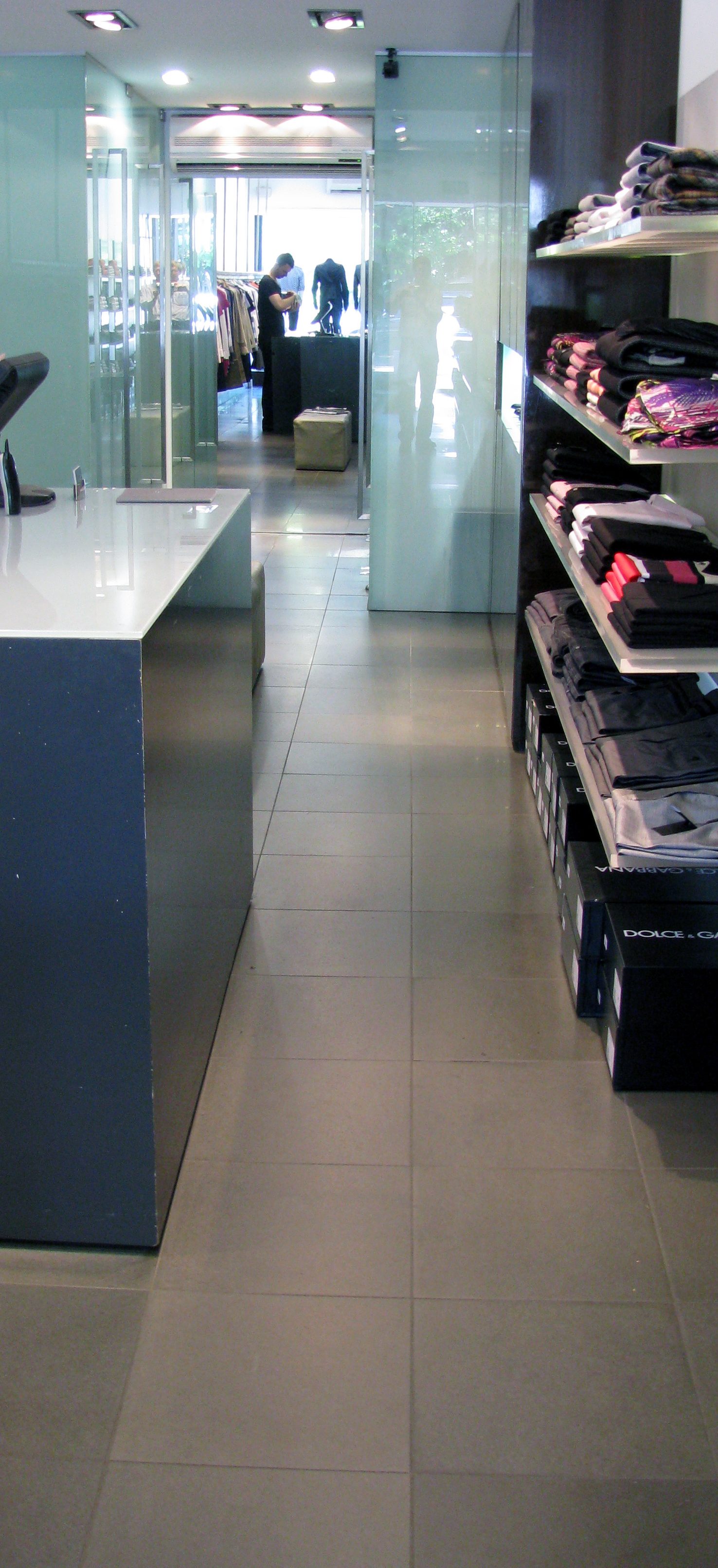 Menswear Store, Paddington