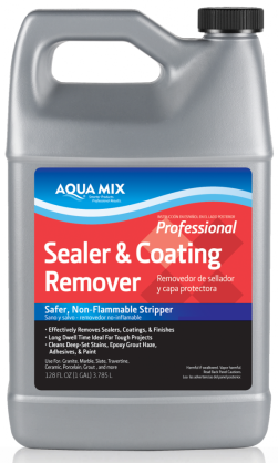 Aqua Mix Sealers For Natural Stone Surfaces — Bellstone