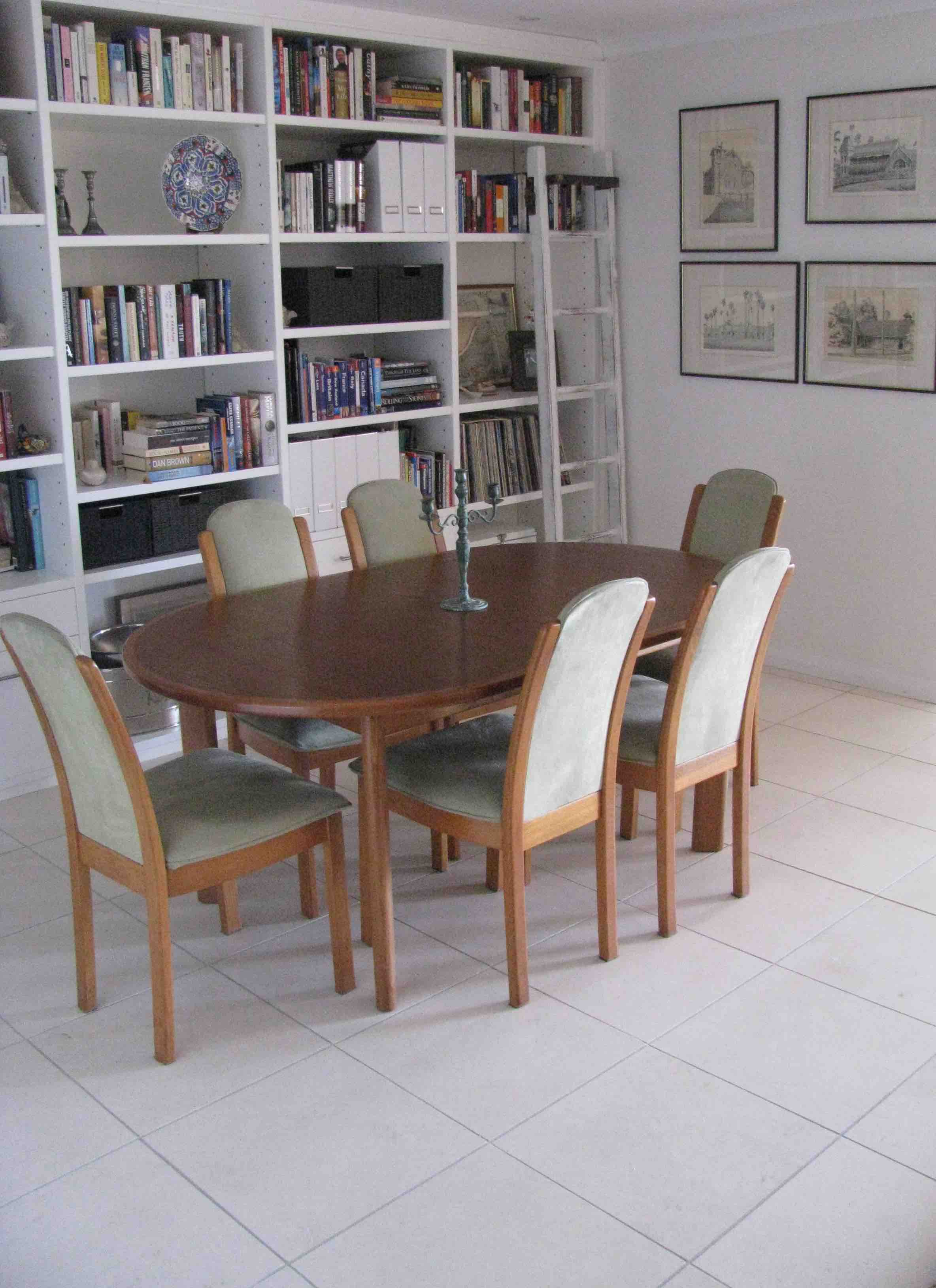 Simena Limestone Floor - Rozelle Library