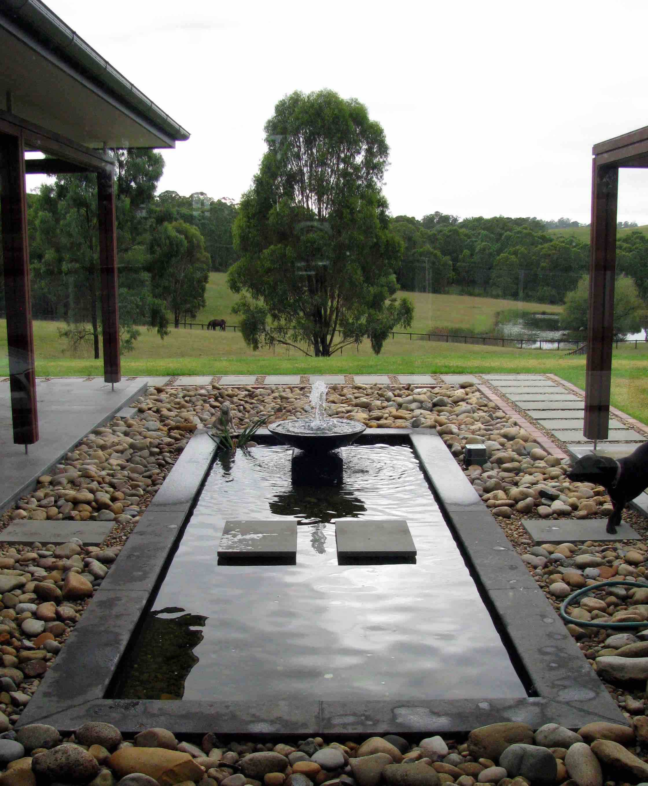 Mali Bluestone Water Feature
