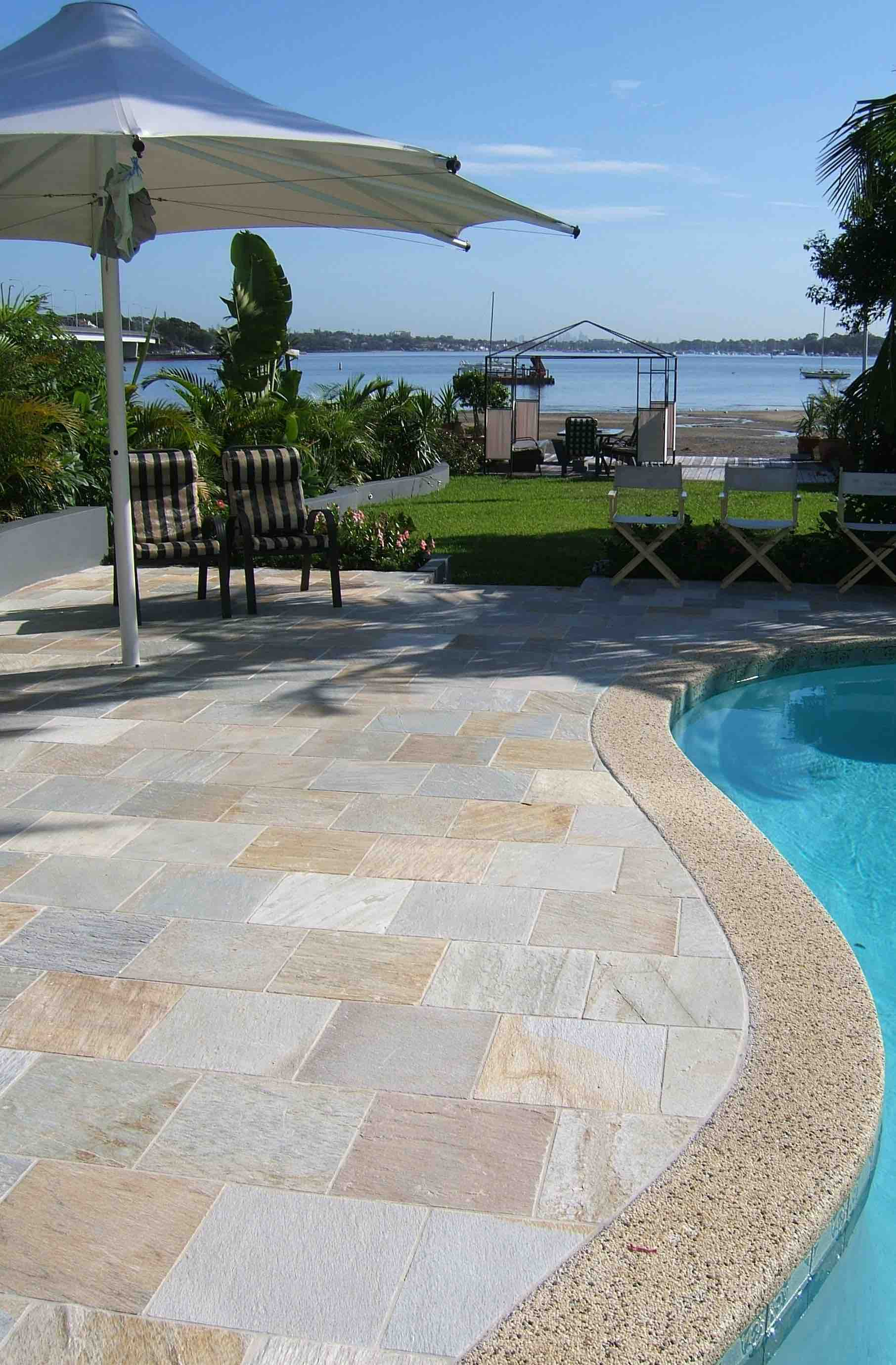 Sofala Quartzite - Pool Paving