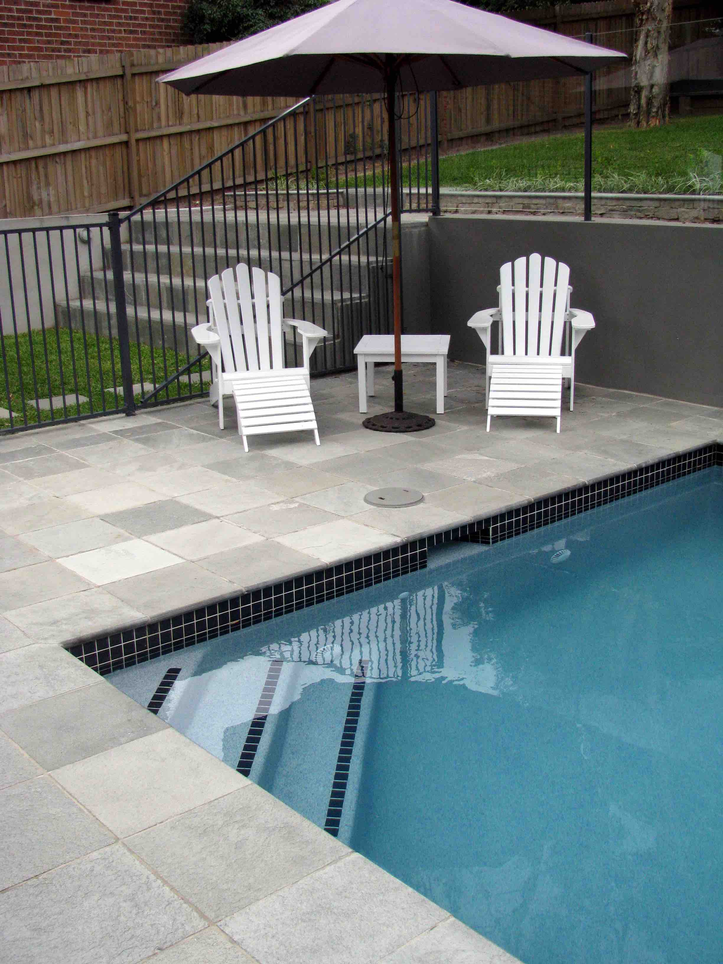 Grey Gum Quartzite - Pool Paving