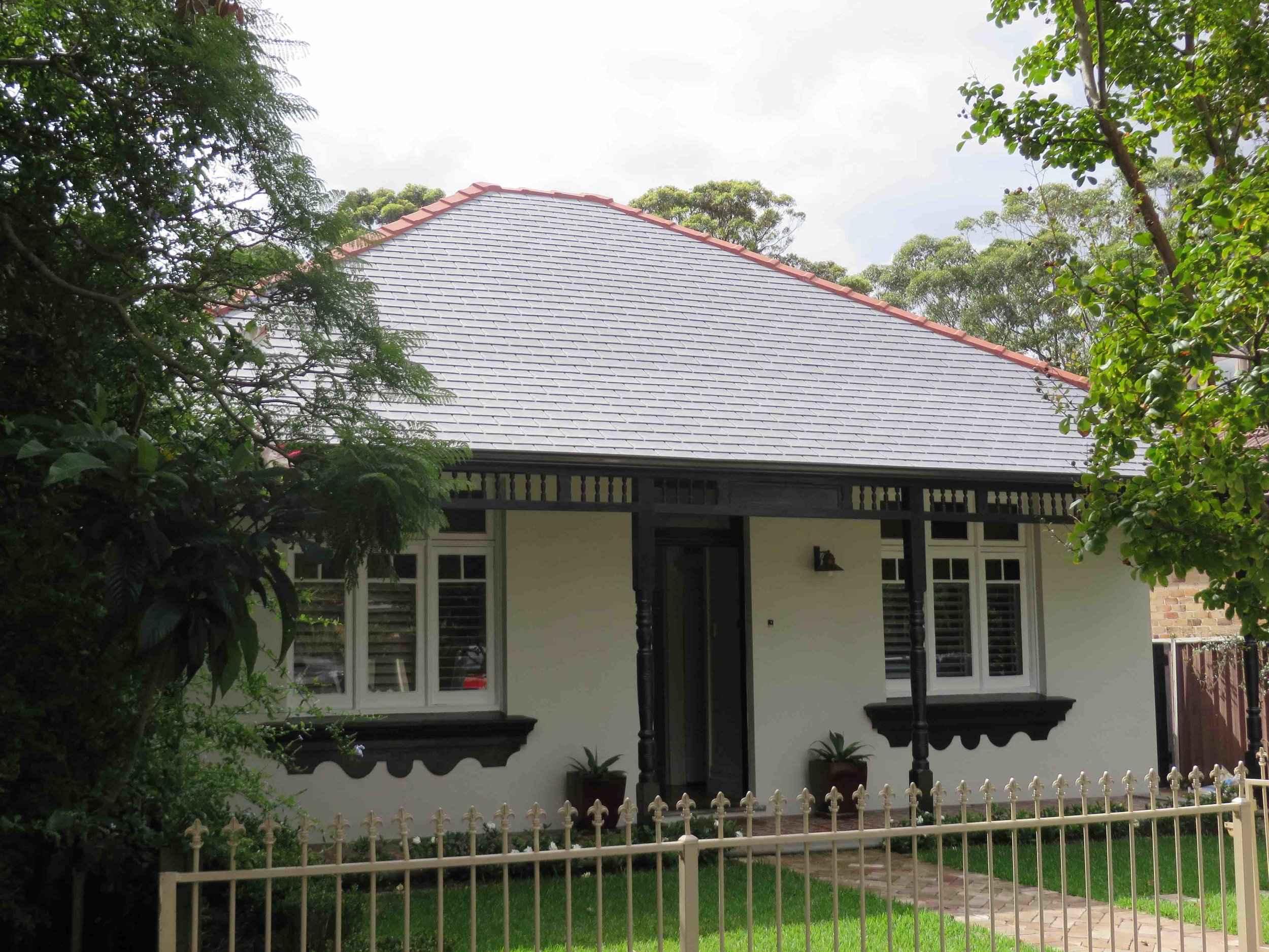 Tapco Inspire Roofing Slate - Dulwich Hill, Sydney