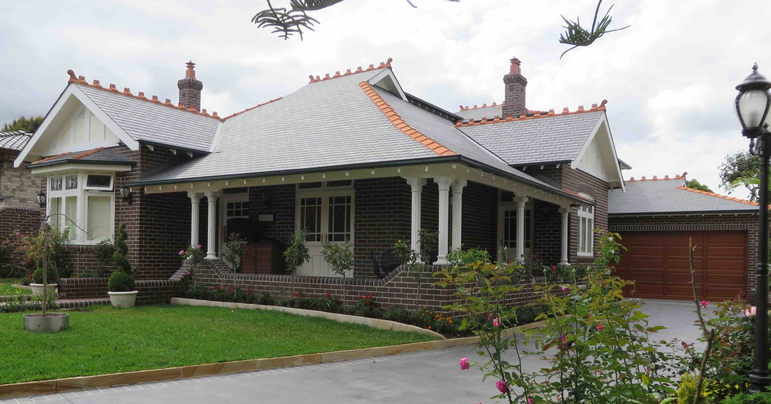 Tapco Inspire Slate Roofing - Burwood, Sydney