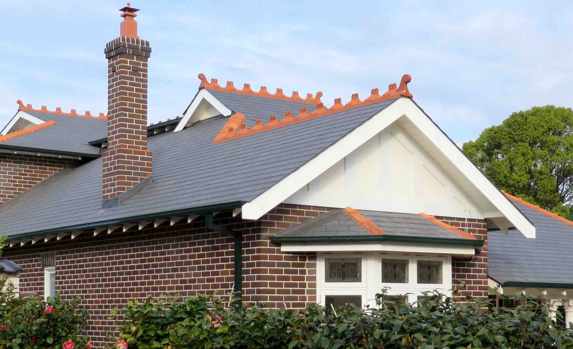 Tapco Inspire Roofing Slate - Burwood
