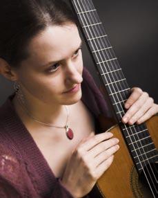 Rebecca Blauch - guitar