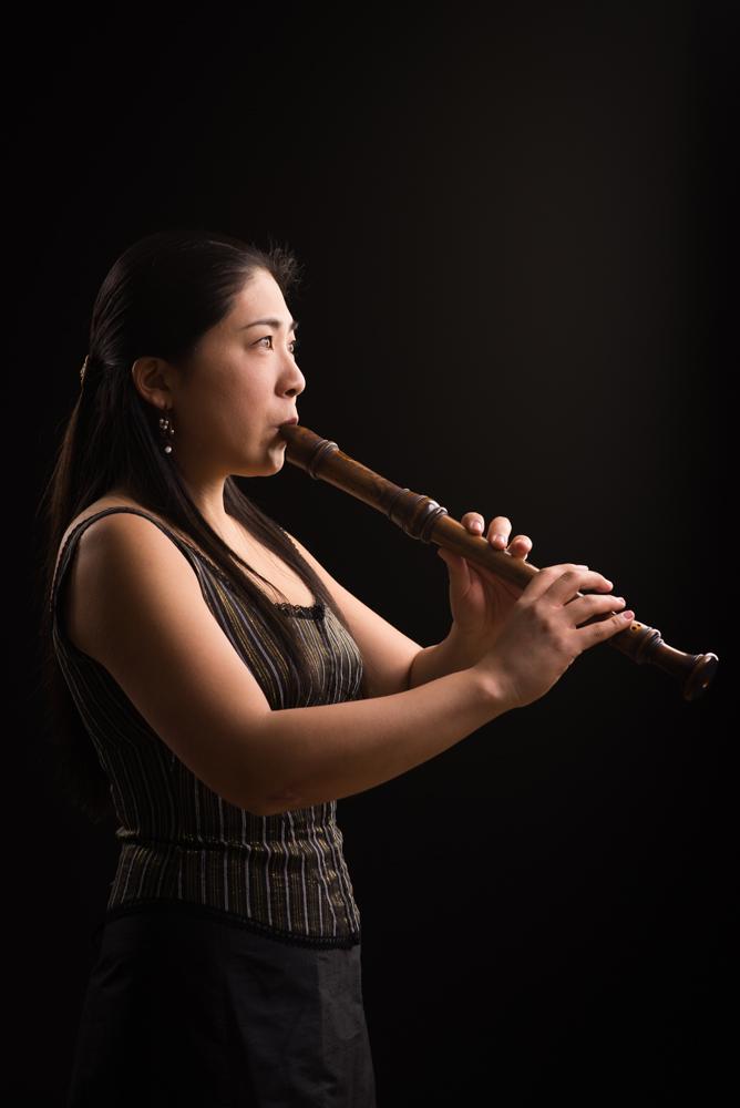Naomi Okuda Wooderson - recorders