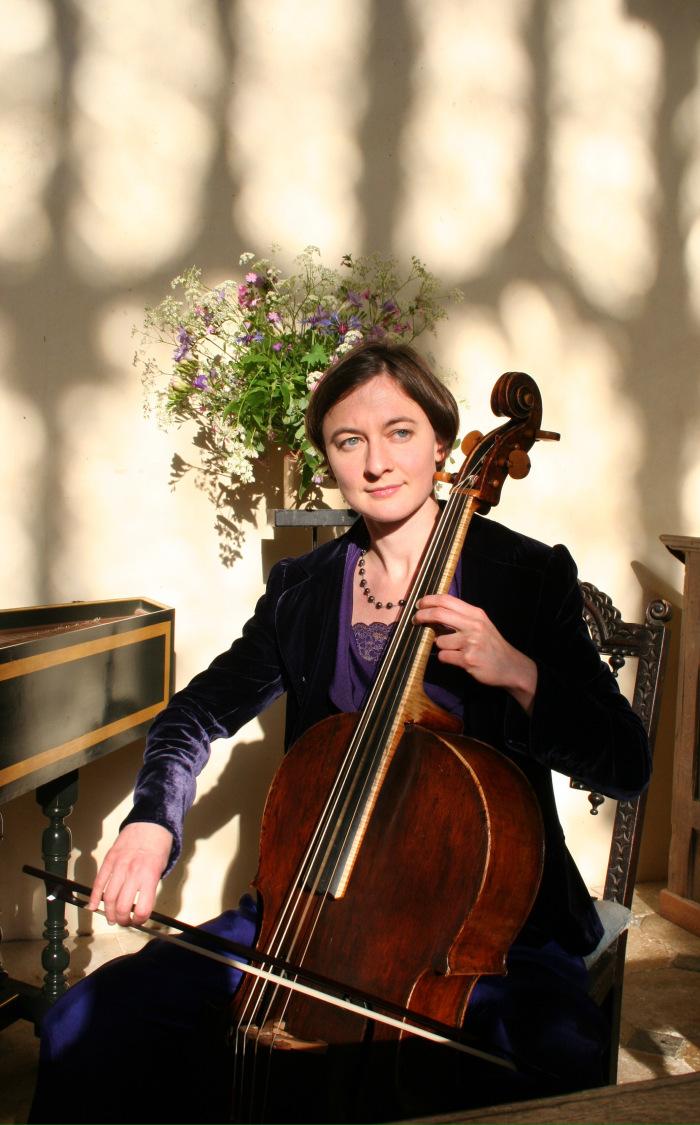 Poppy Walshaw - cello