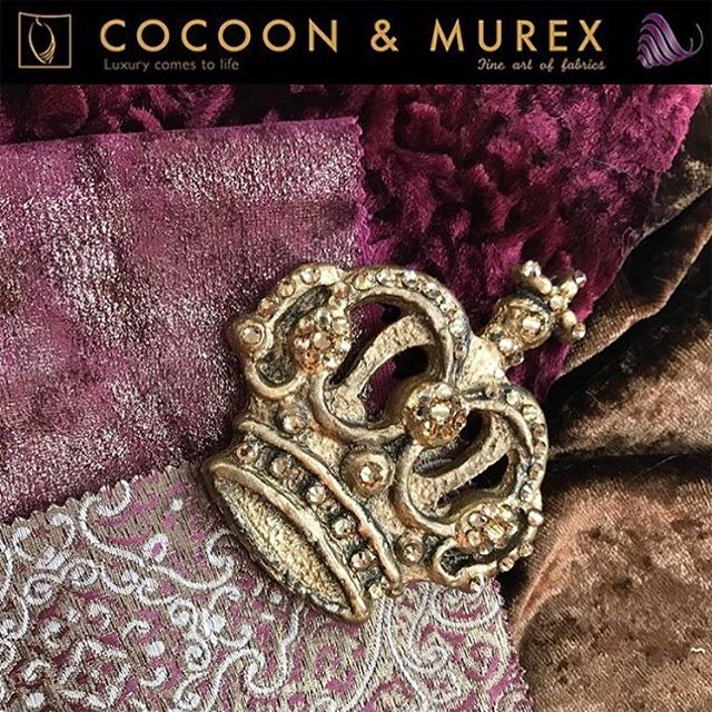 COLLECTION FLAUNTING COCOON AND MUREX, LIVE THE LUXURY. - Design: 3318 - Composition:  100% Silk - Usable Width:  140 Cm - Weight:  350 G/M² - Martindale: 20,000 Rubs - Light Fastness: 5 - Fabric Care:  Do not wash  Dry clean  Do not tumble dry  Do not bleach  Iron at low temperature - Fabric Use:  Curtains  Pillows/Cushions  Light Upholstery