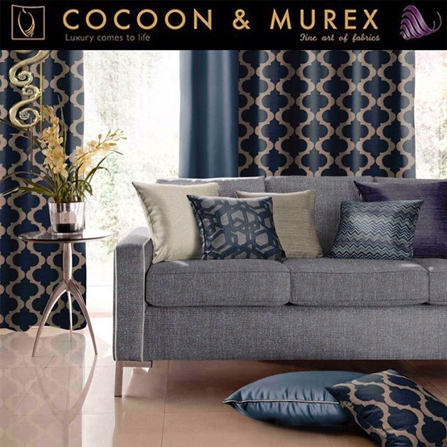 COLLECTION DUO VELOUR COCOON AND MUREX, LIVE THE LUXURY. - Design: 4098 - Composition:  64% VIS, 36%POLY. - Usable Width:  145 Cm - Weight:  356 G/M² - Martindale: 25,000 Rubs - Light Fastness: 4+ - Fabric Care:  Do not wash  Dry clean  Do not tumble dry  Do not bleach  Iron at low temperature - Fabric Use:  Curtains  Pillows/Cushions  Upholstery