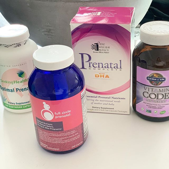I've done my fair share of research on testing out Prenatal vitamins and I can say that in my opinion full circle is without a doubt the best option out there. Formulated by a dietitian, this prenatal has enough of so many nutrients that lack in other supplements to support a healthy pregnancy. Not to mention the source of all vitamins are high quality and absorbable! Want to know where to buy it? DM me for some help!