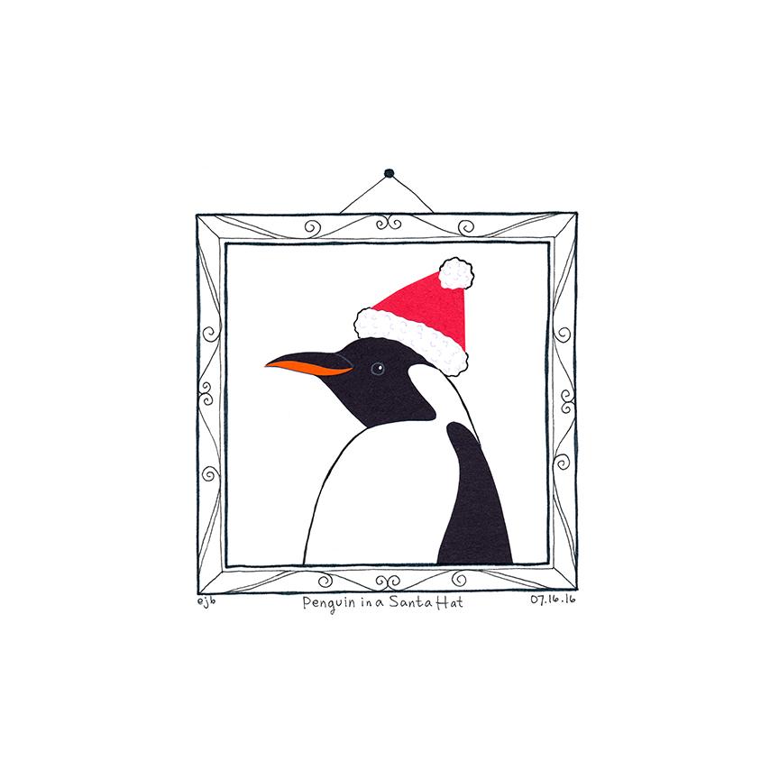 Day89_PenguinSanta_071616.jpg