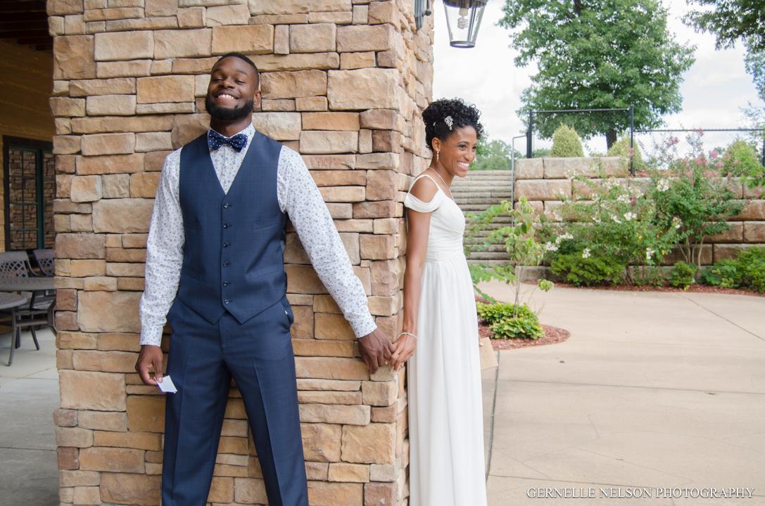 Joy & Matthew - Golden, MO Wedding