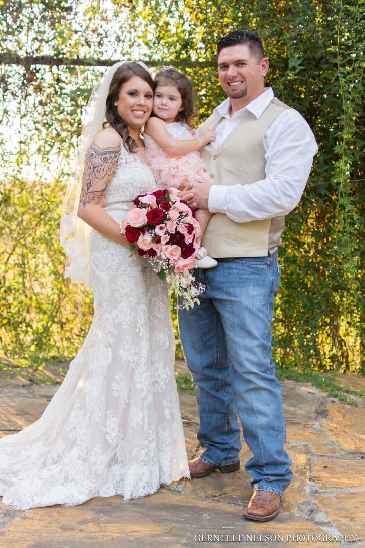 Amanda and Mikie - Ennis, TX Wedding