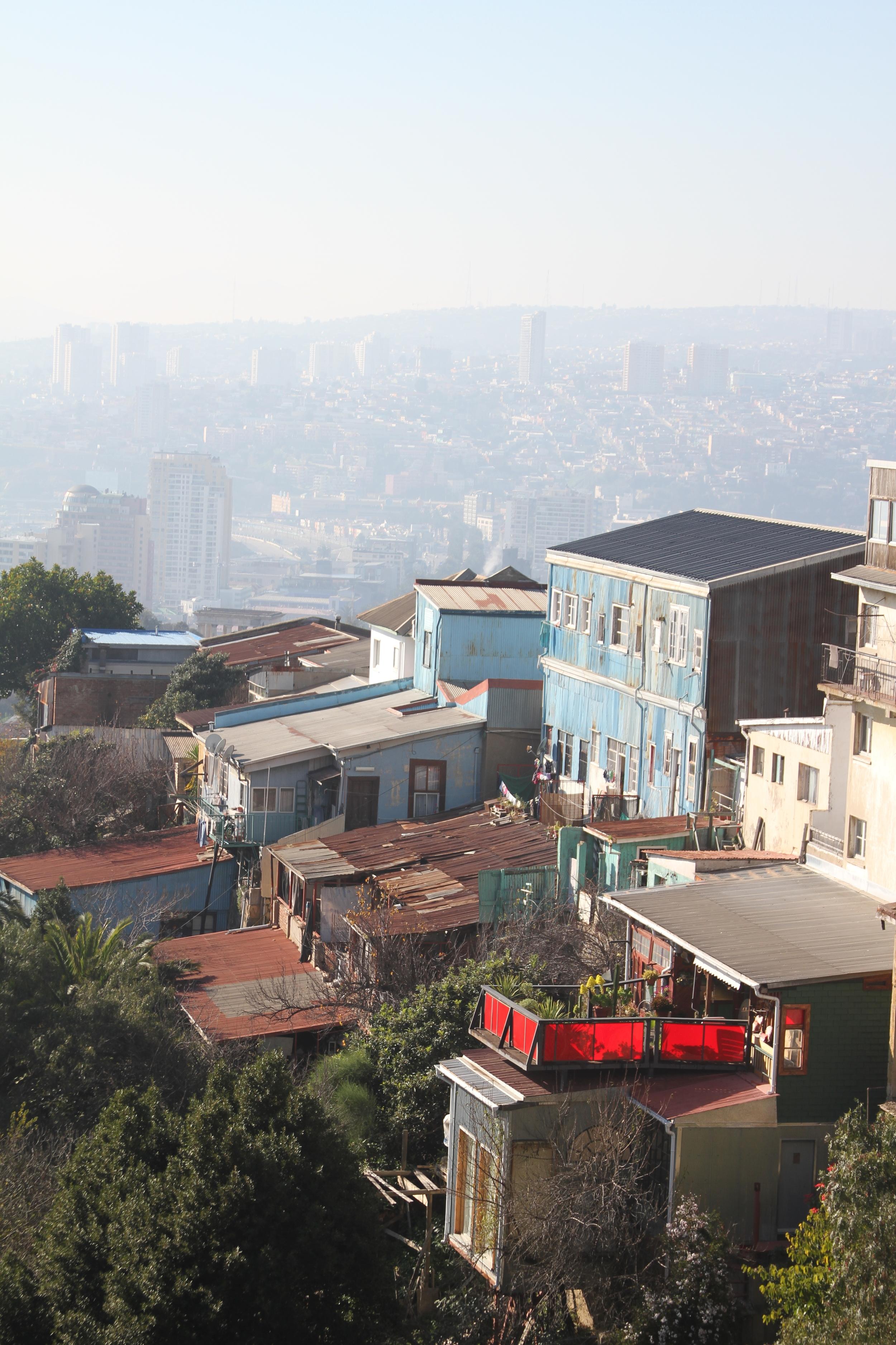 Valparaíso, Seaside Art Town