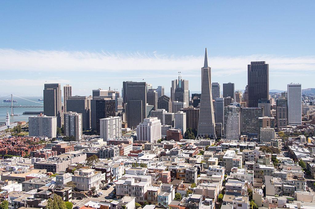 San Fransisco, CA Bay Area 2018 -