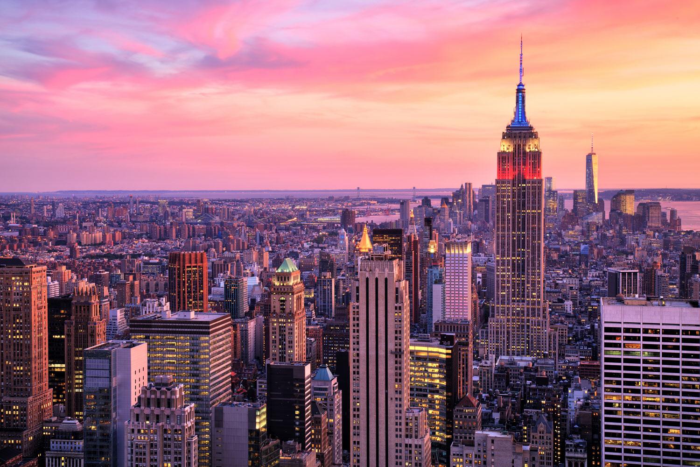 New York City, NY Region 2017 -