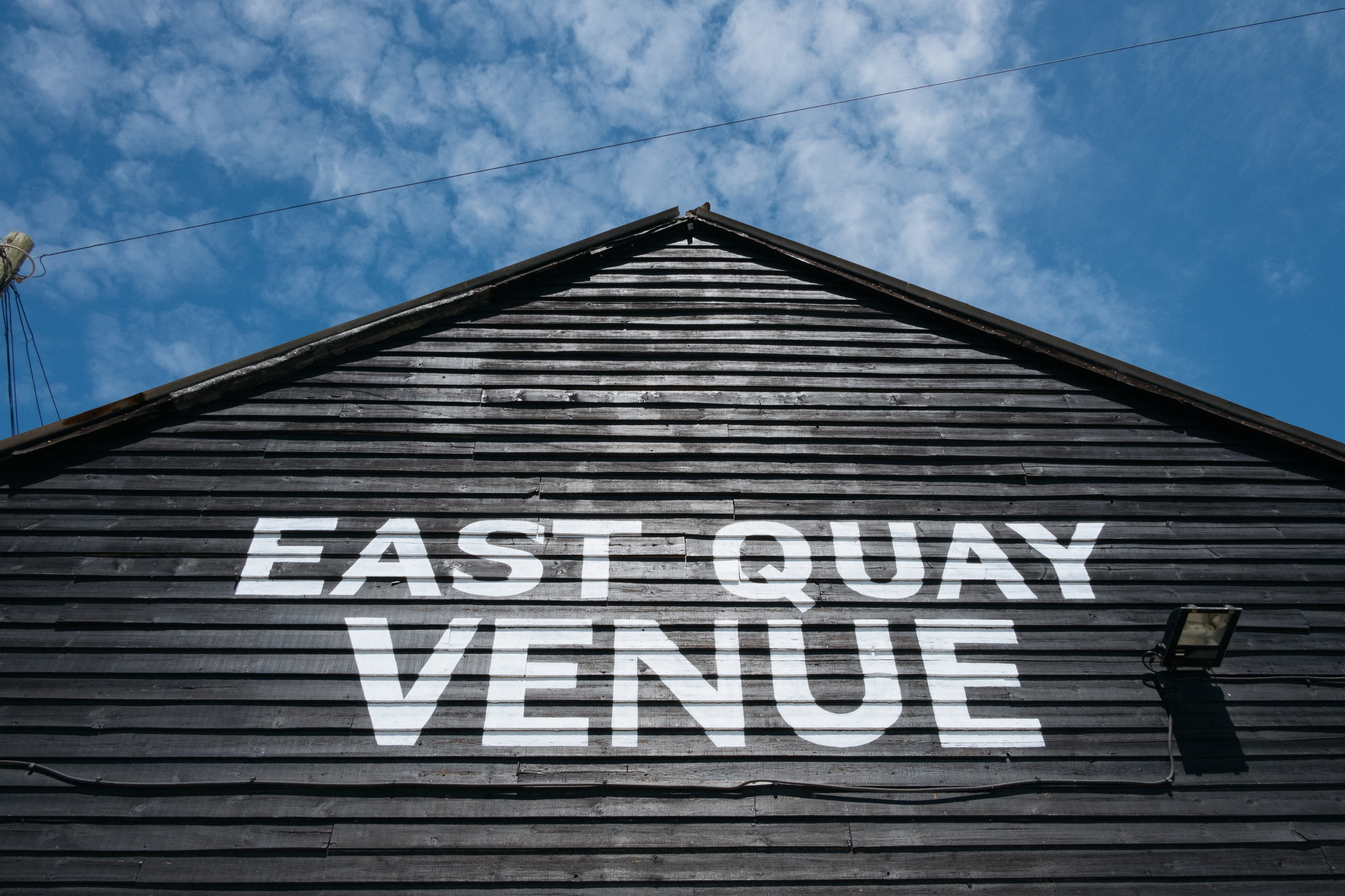 East Quay, Whitstable, Kent