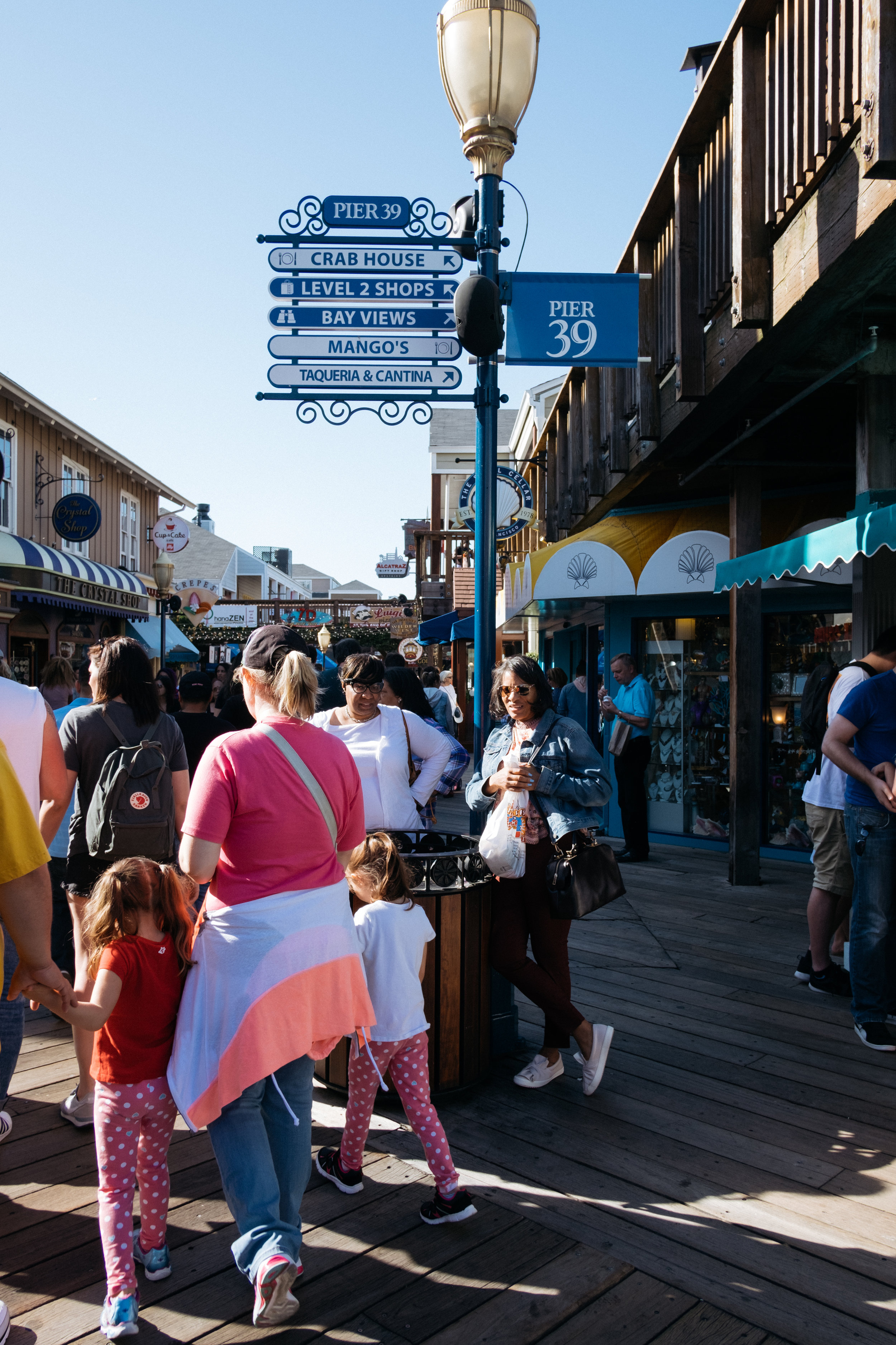 documentary photography pier 39 in San Francisco