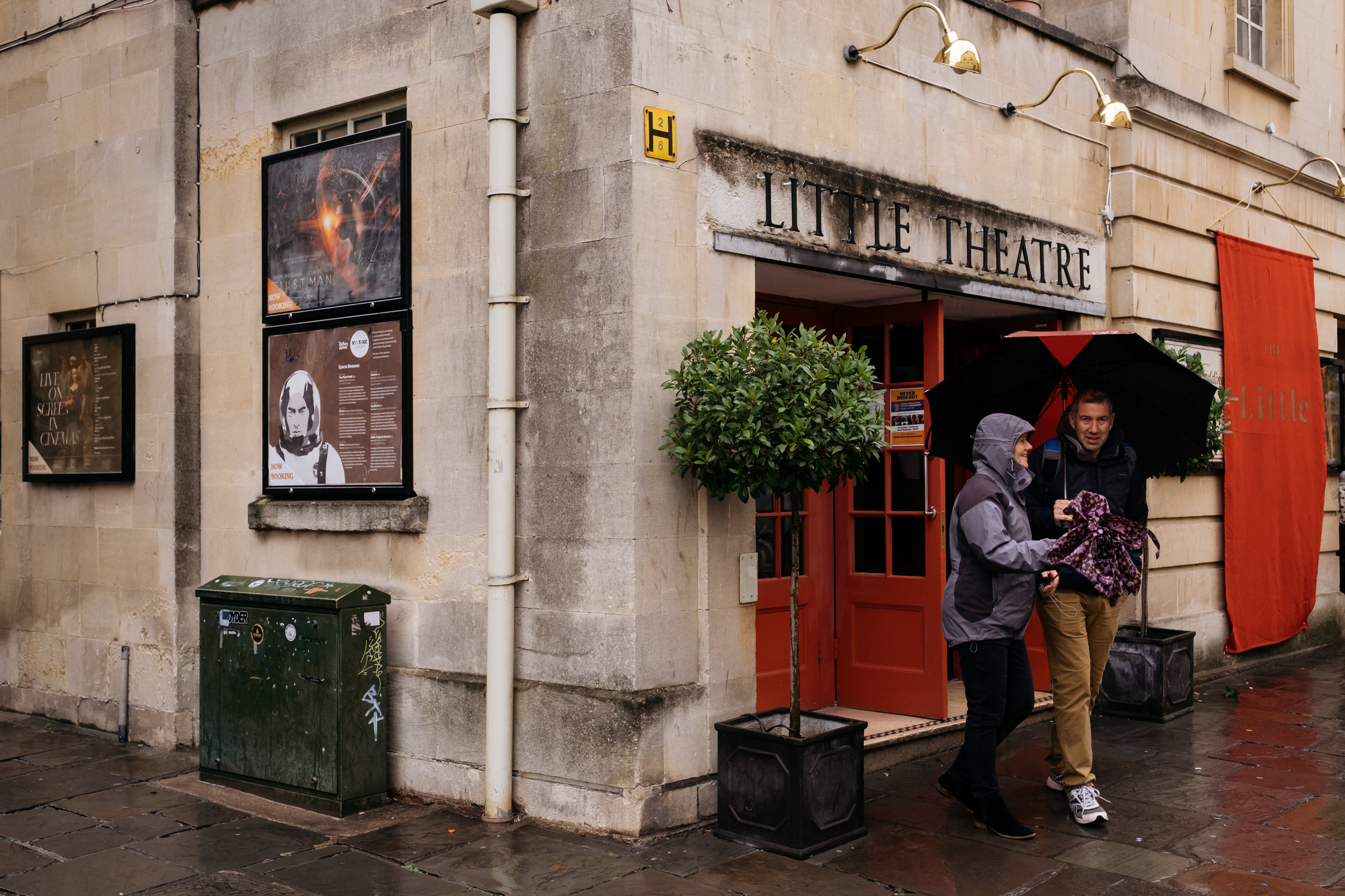 Little Theatre in Bath