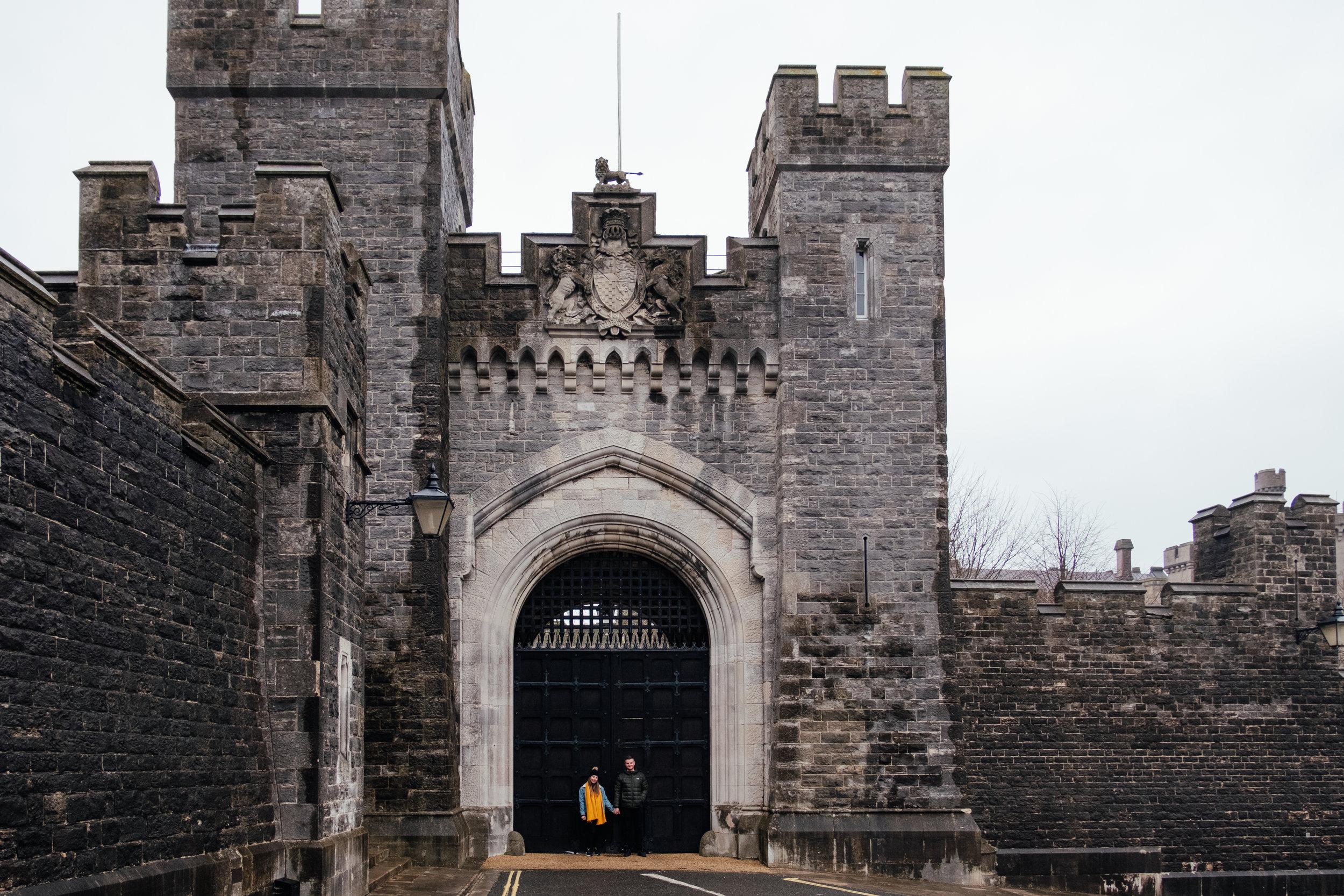 Arundel Castle engagement shoot