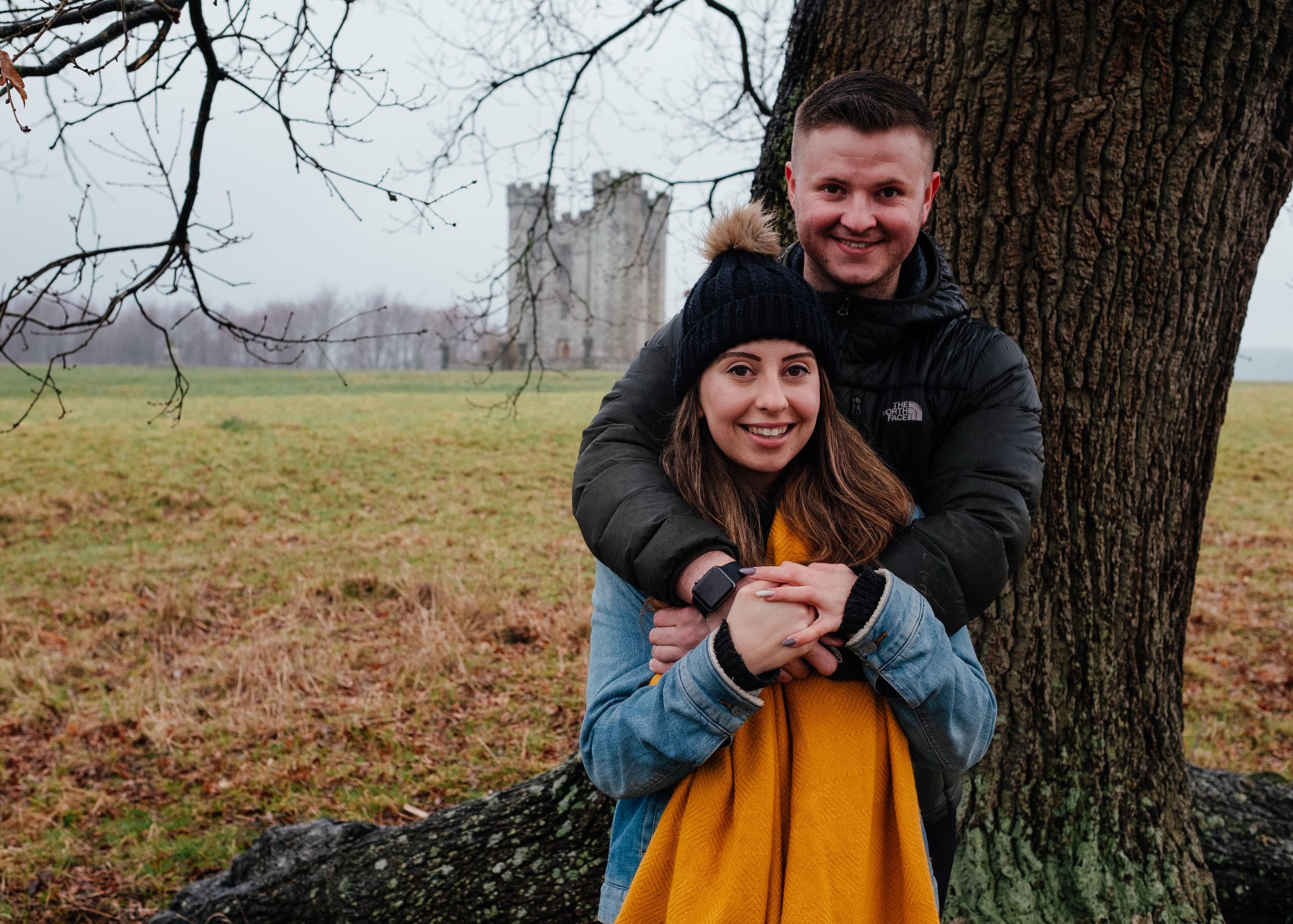 Arundel castle engagement