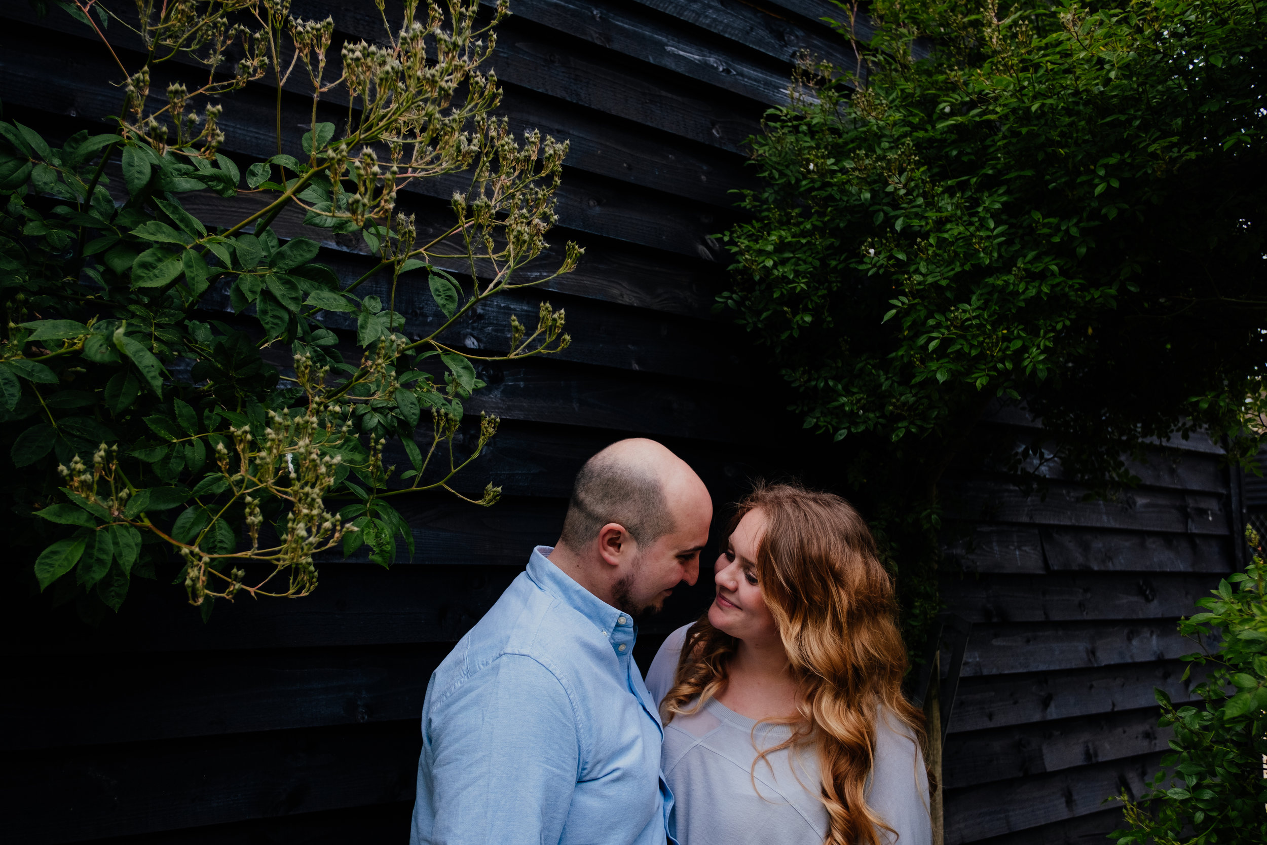 Couple shoot at Rumbolds Farm | Sussex wedding photographer