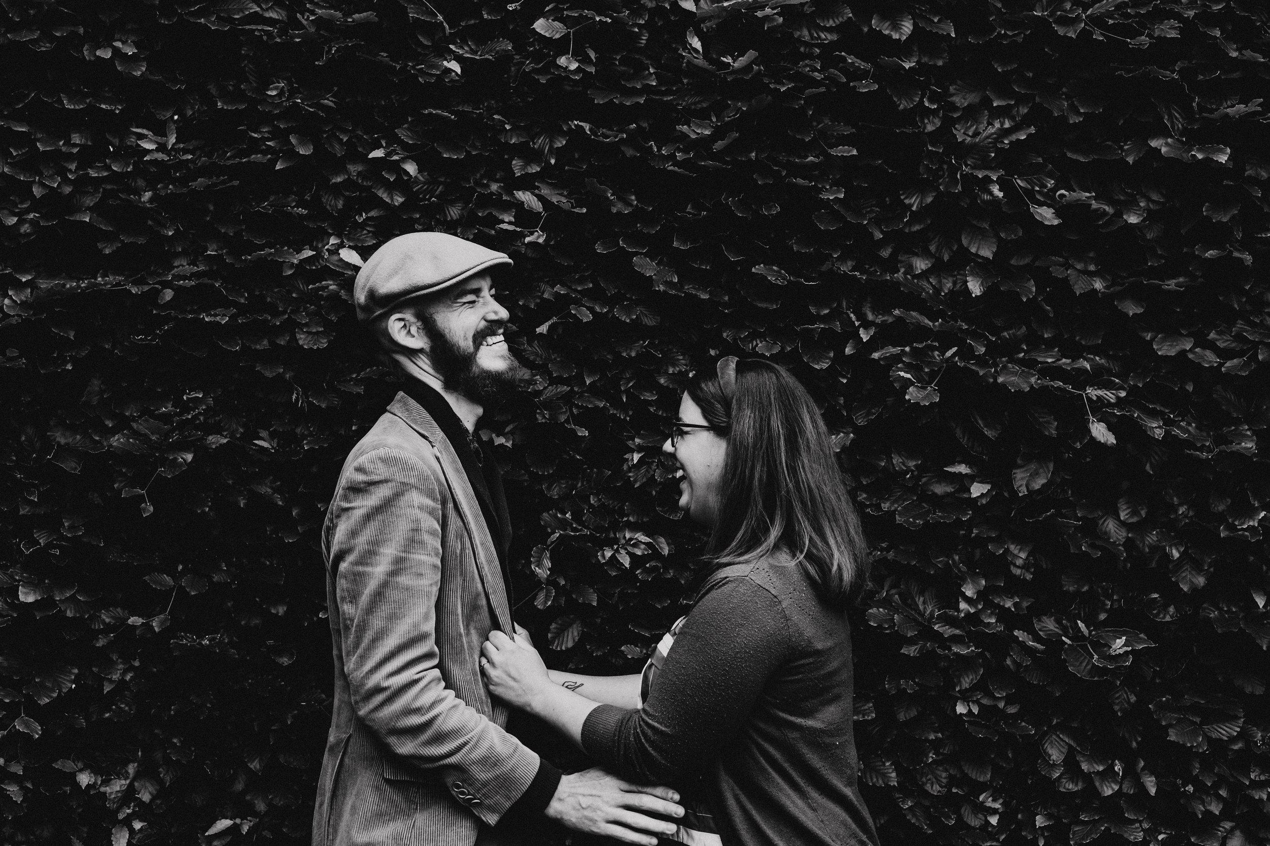 Cute couple shoot