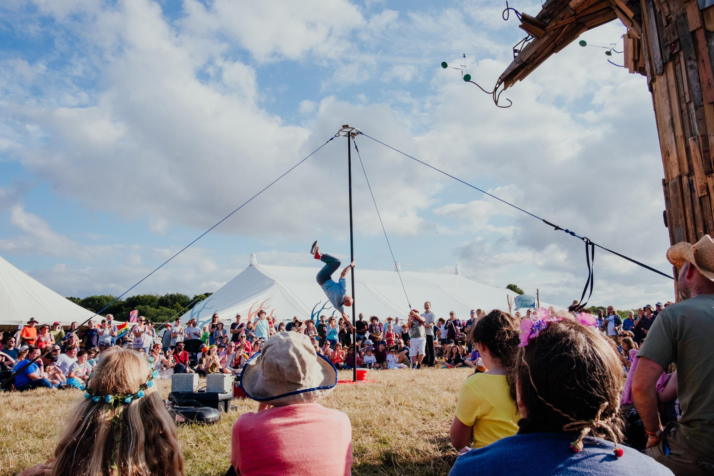 Larmer Tree Festival 2019
