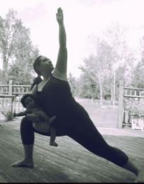 Prenatal, Postpartum Yoga teacher and doula