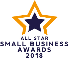 All Star Marketing Club Awards Logo design