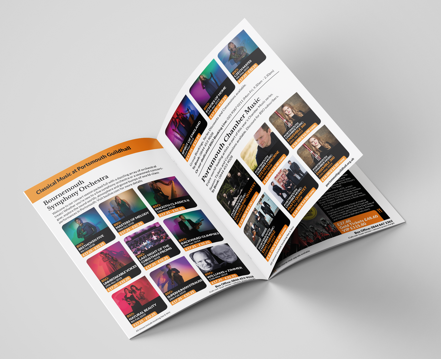Brochure Design - Brochures that will get your business results