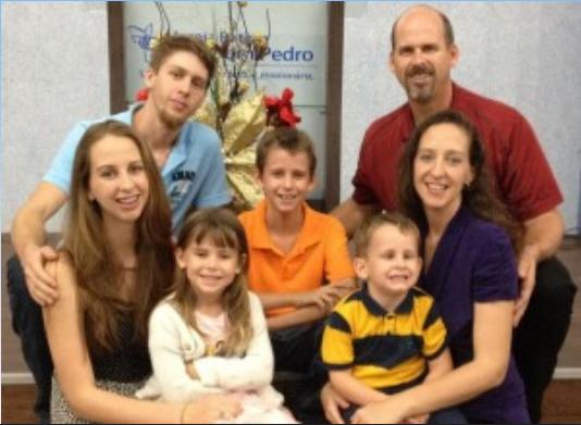 Brad & Melissa Miller and Family